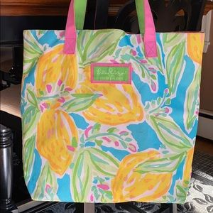 Lilly Pulitzer tote bag 🌸